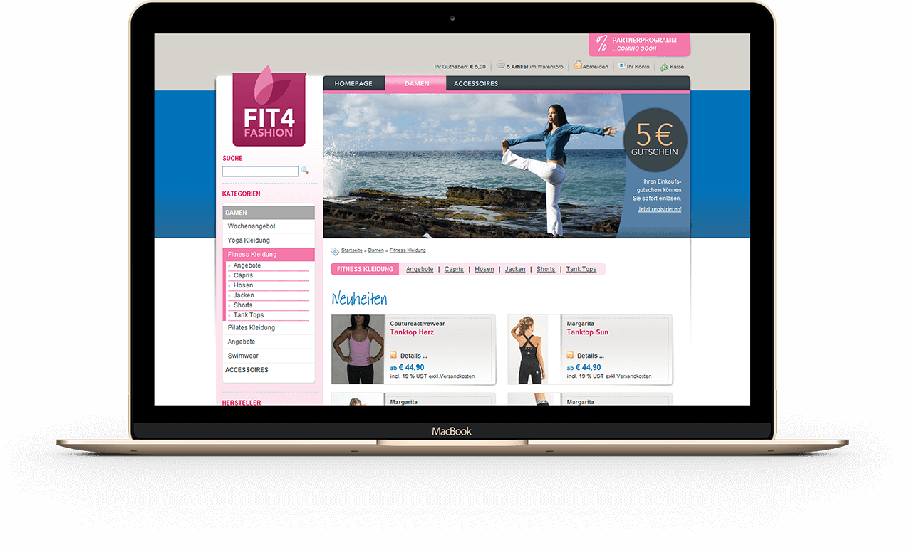 Fit4Fashion -