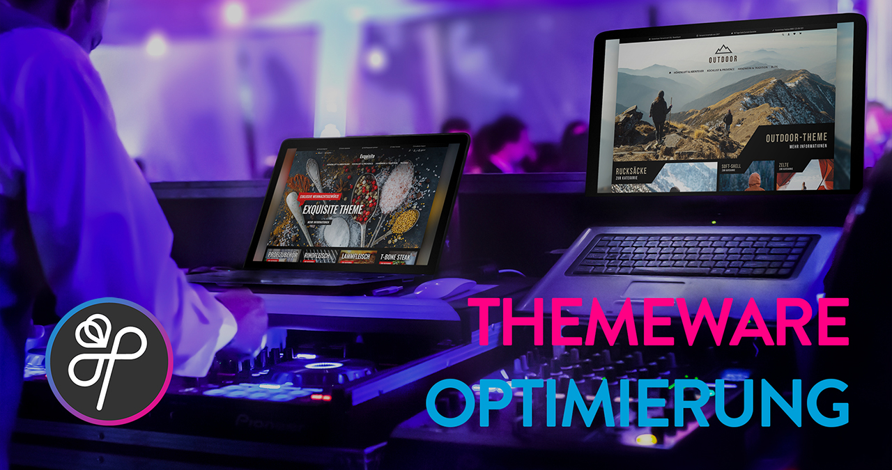 ThemeWare Optimierung -